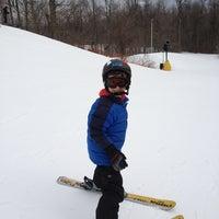 Photo taken at Mad River Mountain Ski Resort by Nate F. on 2/10/2013