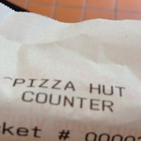 Photo taken at Pizza Hut by Abby O. on 4/15/2013