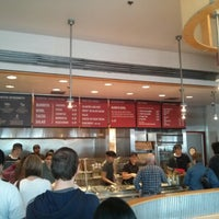 Photo taken at Chipotle Mexican Grill by Vishi G. on 12/15/2012