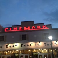Photo taken at Cinemark Theatres by Teresa C. on 12/3/2012