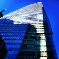 Photo taken at Bank of America Tower by Alper H. on 9/21/2013