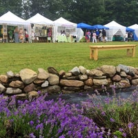 Photo taken at Lockwood Lavender Farm by Jessica M. on 7/13/2014