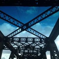 Photo taken at I Street Bridge by BS B. on 12/22/2012