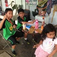 Photo taken at Jajanan Pertokoan Gedung Hijau (Fitria) by milla k. on 5/1/2013