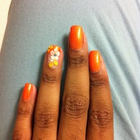 Photo taken at First Class Nails & Spa by Autumn G. on 12/21/2012