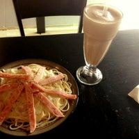 Photo taken at Jesselton Coffee by Carmen C. on 12/4/2012