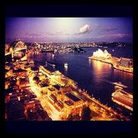 Photo taken at 56 Pitt Street Sydney by Sean C. on 9/16/2012
