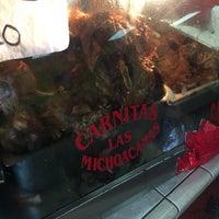 Photo taken at Carnitas Las Michoacanas by Charles G. on 10/5/2015