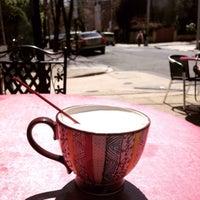 Photo taken at Cafe Fulya by Sabrina on 4/12/2015
