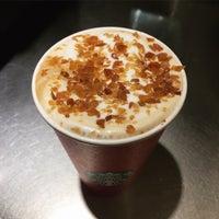 Photo taken at Starbucks by Wyatt W. on 12/16/2015