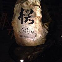 Photo taken at Sakura by Marin on 5/9/2014