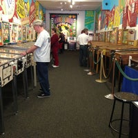 Photo taken at Pacific Pinball Museum by annie l. on 1/20/2013