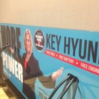 Photo taken at Key Hyundai by Christopher R. on 5/24/2013