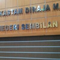Photo taken at Jabatan Kastam Diraja Malaysia by AR 10 on 10/25/2012