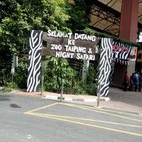 Photo taken at Zoo Taiping & Night Safari by Wan Muhammad I. on 6/21/2013