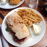 Photo taken at Ruby's Café by John K. on 4/10/2015