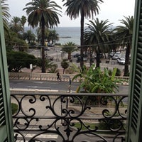 Photo taken at Hotel de Paris by Andre S. on 9/28/2013