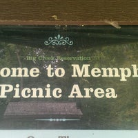 Photo taken at Metroparks Memphis Picnic Area by Alex H. on 8/18/2013
