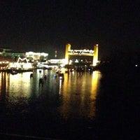 Photo taken at I Street Bridge by SINIMIN79 on 1/1/2014