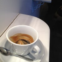 Photo taken at Zibetto Espresso Bar by Marina S. on 3/29/2013