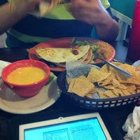 Photo taken at Taqueria El Jaliciense by Jesus L. on 9/30/2012