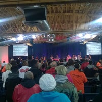 Photo taken at New Beginnings Church of Chicago by David L. on 11/22/2015