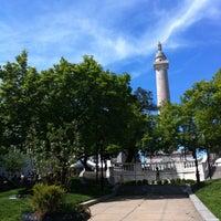 Photo taken at Washington Monument by ariq d. on 5/4/2013