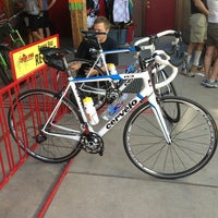Photo taken at Poison Spider Bicycles by Chris G. on 6/2/2013