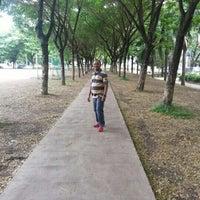 Photo taken at Lapangan Karebosi by Rudiansyah M. on 12/22/2012