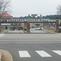 Photo taken at Crabtree Valley Mall by Aimee W. on 3/17/2013