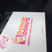 Photo taken at Dunkin' Donuts by Elaine on 2/1/2015
