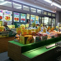 Photo taken at スーパーボーヤ 六月店 by おがけん on 1/20/2013