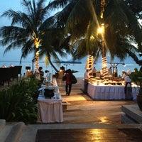 Photo taken at Kandaburi Resort & Spa by Denis L. on 1/7/2013