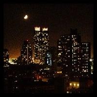 Photo taken at Hudson Terrace by Caroline D. on 9/22/2012