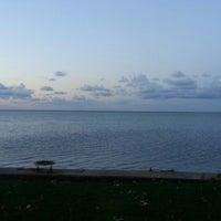 Photo taken at Stoney Pointe, Ontario by Scott R. on 10/4/2014
