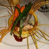 Photo taken at Zebra Restaurant & Wine Bar by Todd S. on 12/15/2014