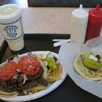Photo taken at Oakland Gyros by Steve R. on 7/21/2014