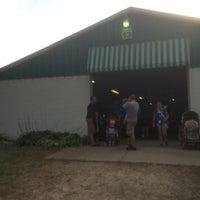 Photo taken at Dakota County Fairgrounds by Austin W. on 8/8/2014