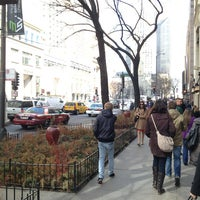 Photo taken at The Magnificent Mile by Austin W. on 3/29/2013
