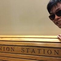 Photo taken at Union Station by Jacky L. on 7/16/2016