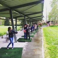 Photo taken at Golfclub Steenpoel by Magali D. on 4/26/2016