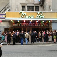 Photo taken at Music Box Theatre by David S. on 5/18/2013