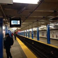 Photo taken at 33rd St PATH Station by David S. on 3/30/2014