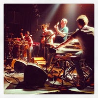 Photo taken at Gramercy Theatre by Jay R. on 3/30/2013