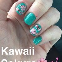 Photo taken at cocok nail salon by Ashley on 2/19/2016