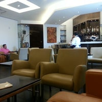 Photo taken at The Centurion Lounge by American Express by Akbar A. on 5/23/2013