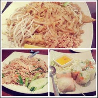 Photo taken at Sy Thai Cafe by Julia P. on 7/12/2013