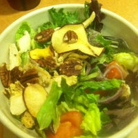 Photo taken at Panera Bread by Gaby T. on 12/8/2012