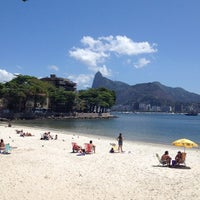 Photo taken at Garota da Urca by Diego P. on 9/30/2012