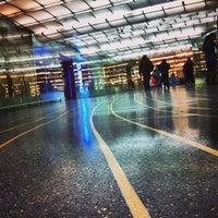 Photo taken at Millennium Station by Adam W. on 12/24/2012
